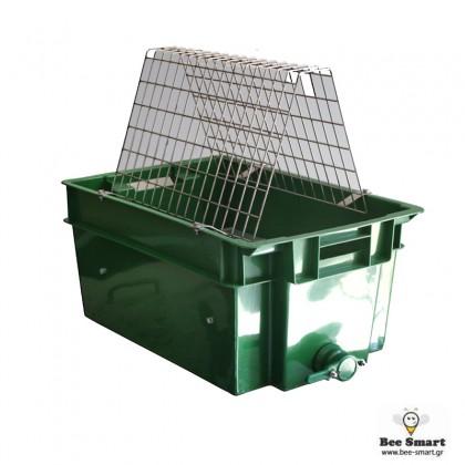 Πάγκος απολεπισμού πλαστικός by www.bee-smart.gr