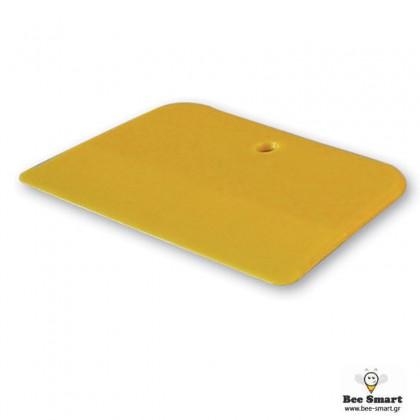 Σπάτουλα πλαστική μεσαία by www.bee-smart.gr