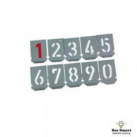 Αριθμοί Σήμανσης Κυψελών (0-9)