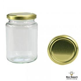 Βάζο γυάλινο 370 ml