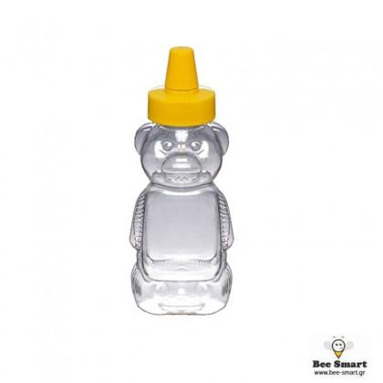 Μπουκαλάκι Μελιού Αρκουδάκι by www.bee-smart.gr